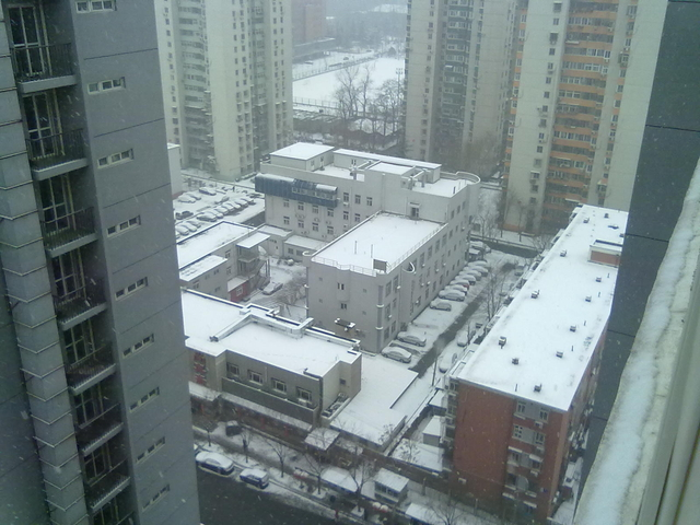 比如北京下雪了_北京下雪了