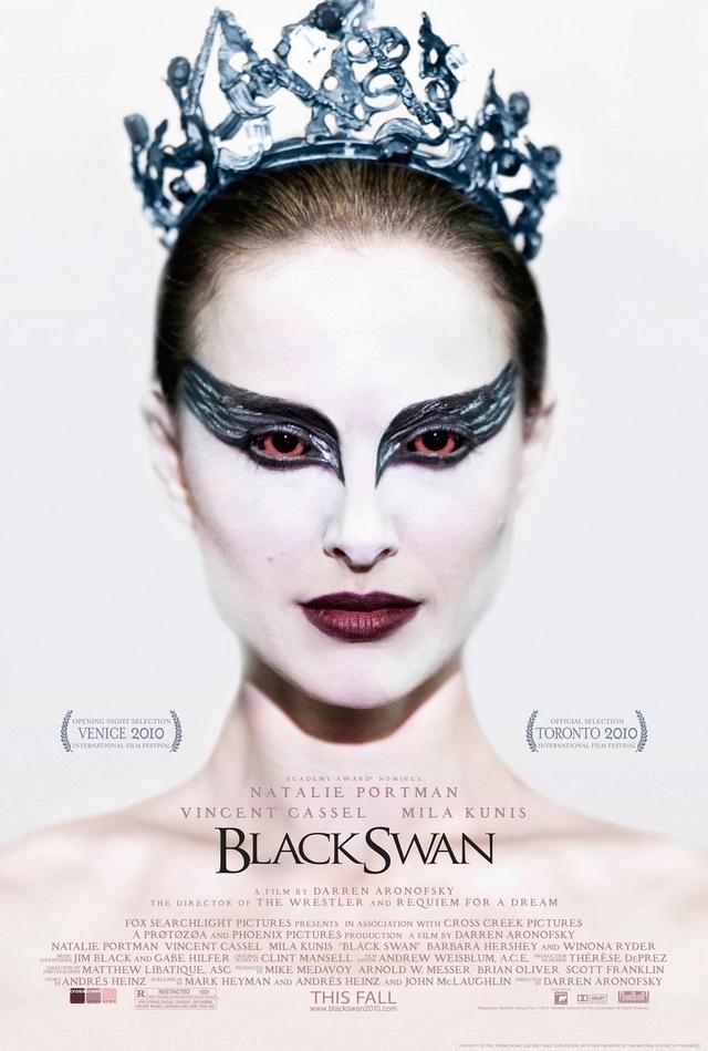 且要求舞要分饰黑天鹅与白