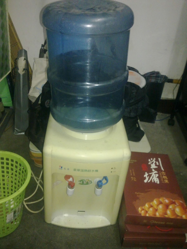 赠送饮水机+京信水桶一个